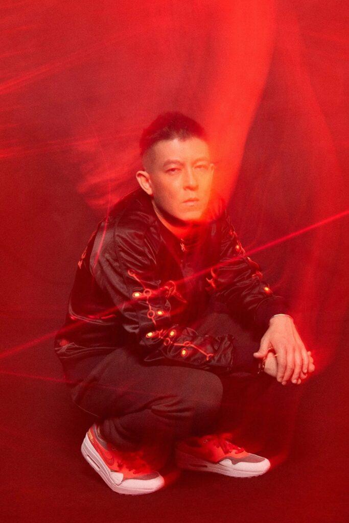 CLOT x Nike Air Max 1 Solar Red