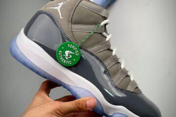 Nike Air Jordan 11 Cool Grey