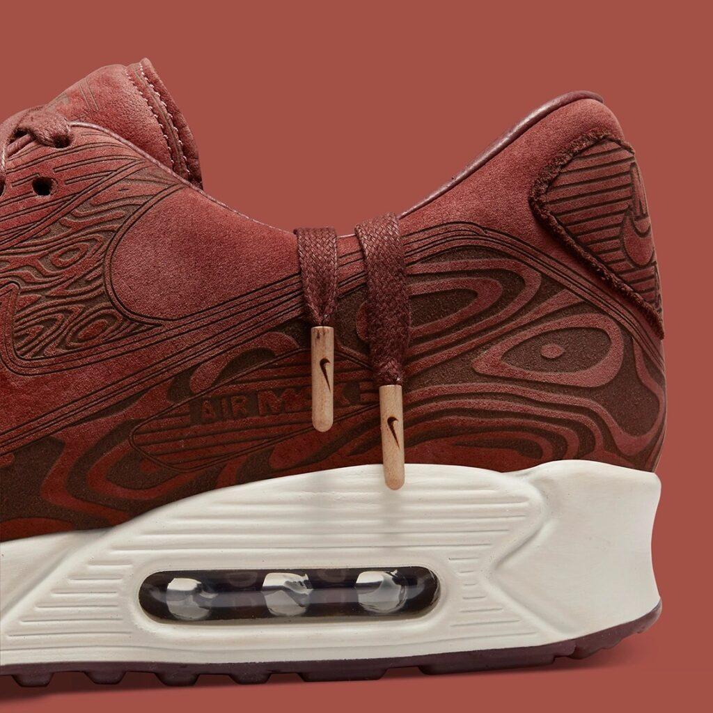 Nike Air Max 90 Laser Mahagony