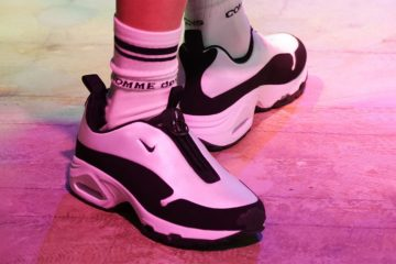 CDG x Nike Air Sunder Max