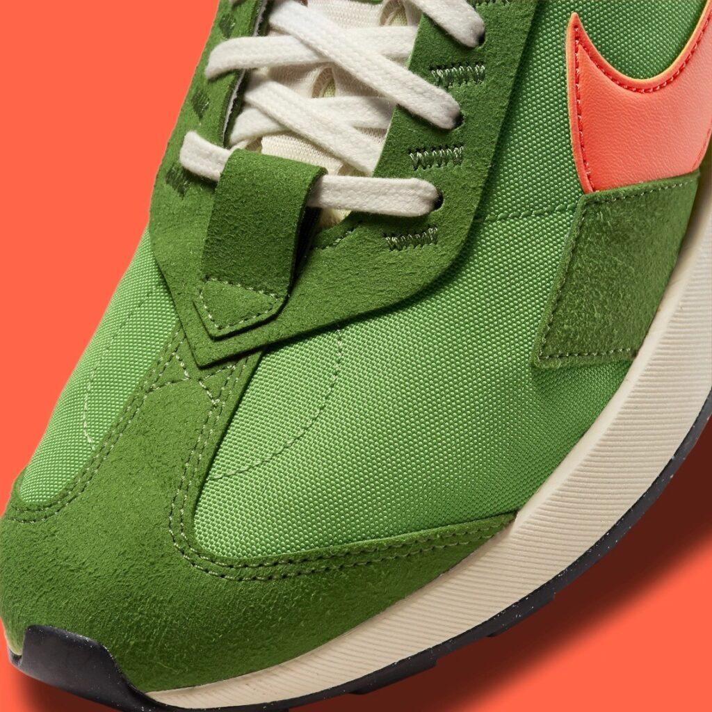 Nike Air Max Pre-Day Green Orange