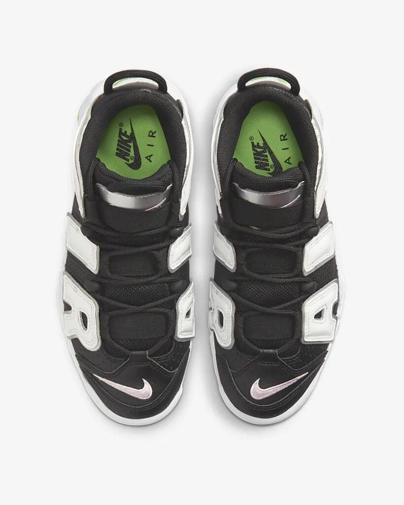 Nike Air More Uptempo 96 Metallic Silver