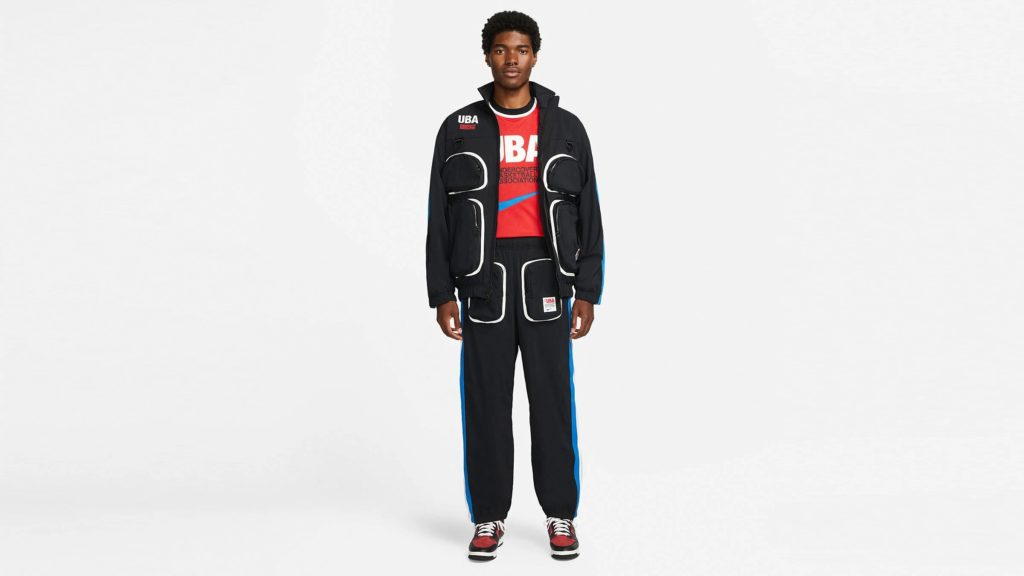 Undercover x Nike UBA Apparel