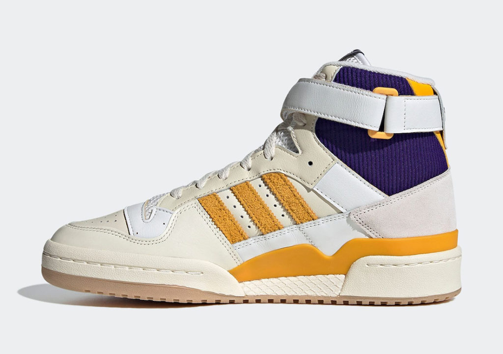 adidas Forum 84 High Lakers