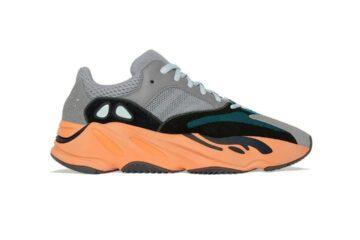 adidas Yeezy 700 Orange Wash