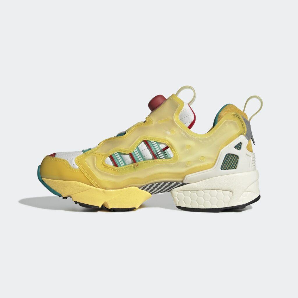 adidas ZX Fury Spring Yellow