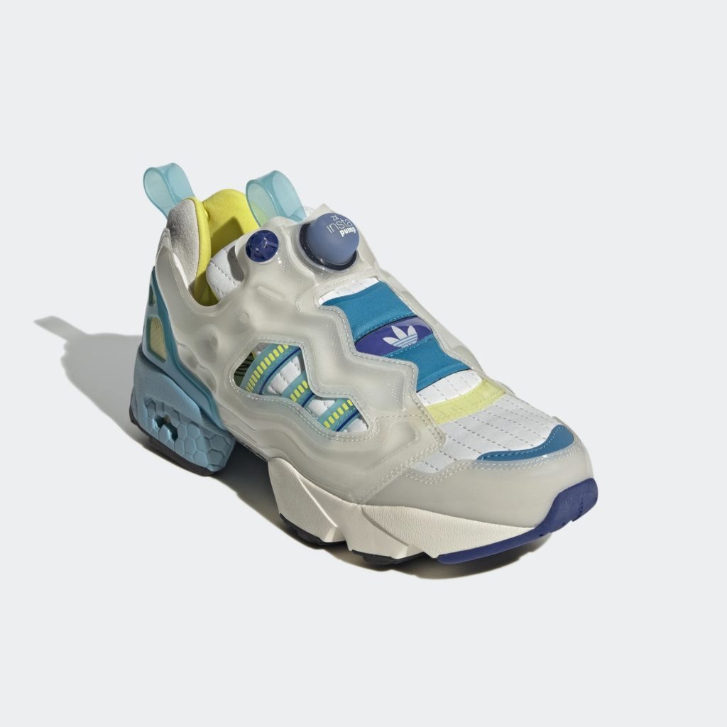 adidas ZX Fury Cyan Aqua