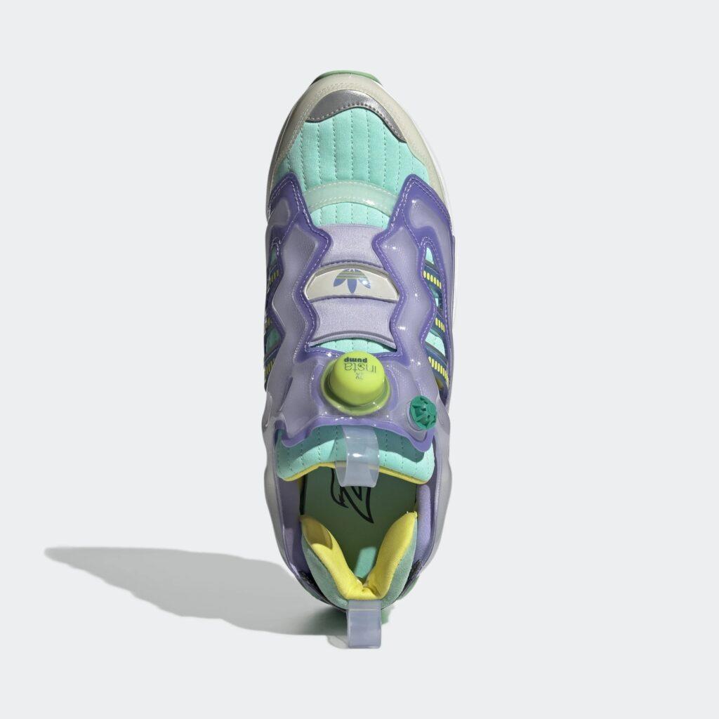 adidas ZX Fury Light Purple