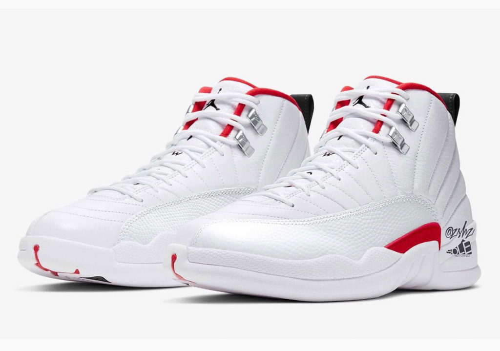 Nike Air Jordan 12 Twist