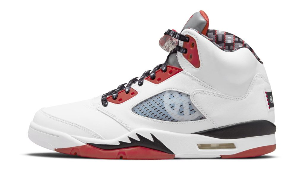 Jordan 5 Quai 54 Revealed In