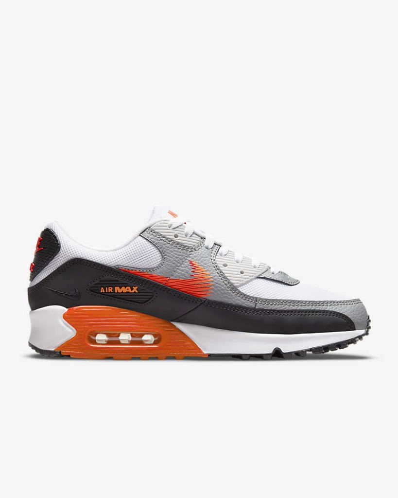 Air Max 90 Zig Zag Orange