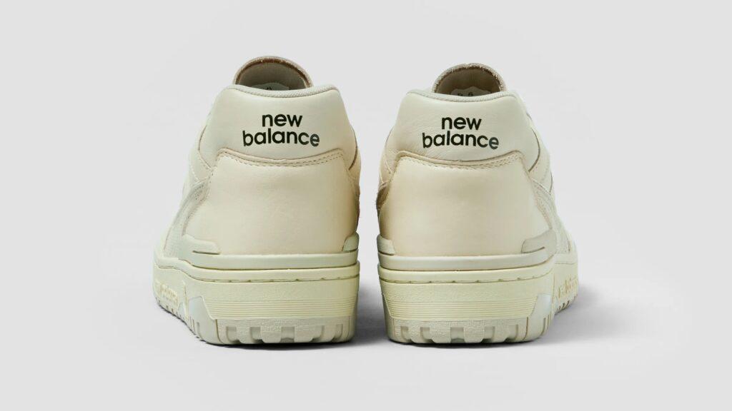 Auralee x New Balance 550