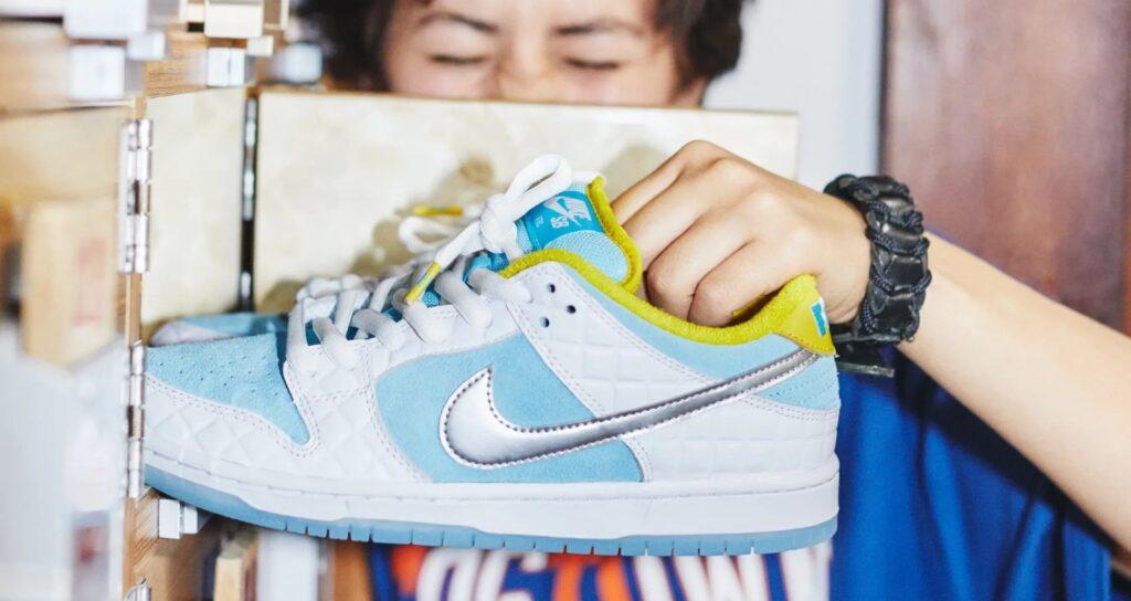 FTC Nike SB Dunk Low