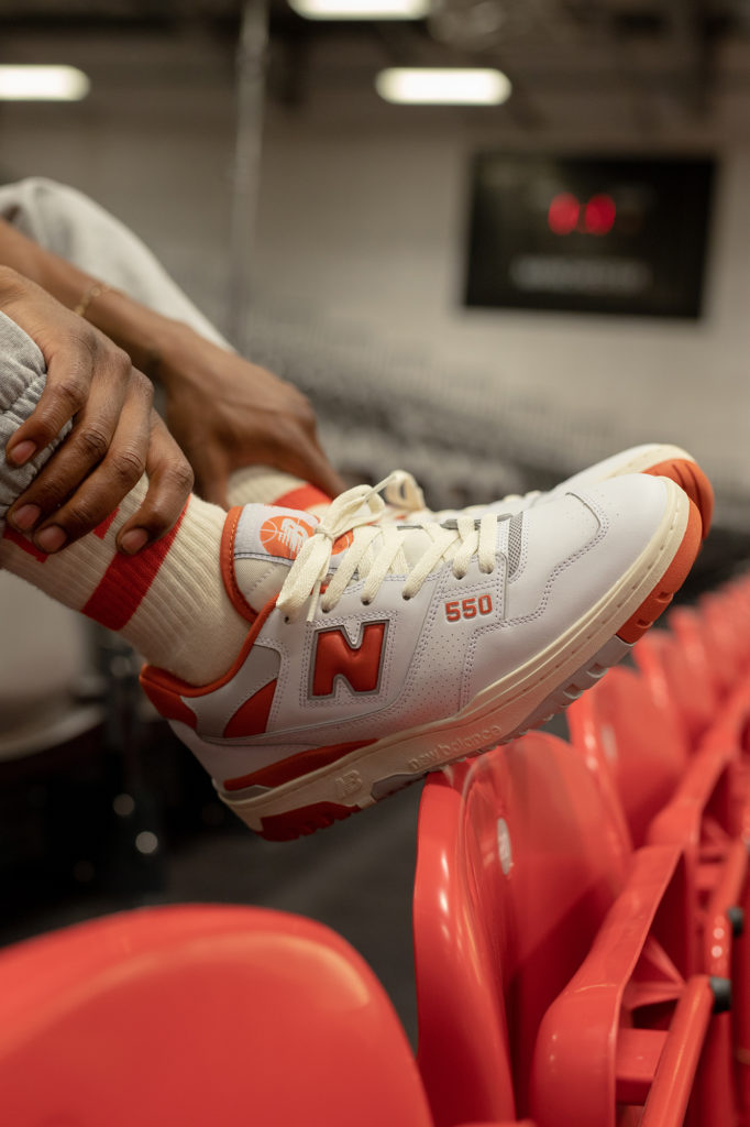 Size x New Balance 550 Collage Pack