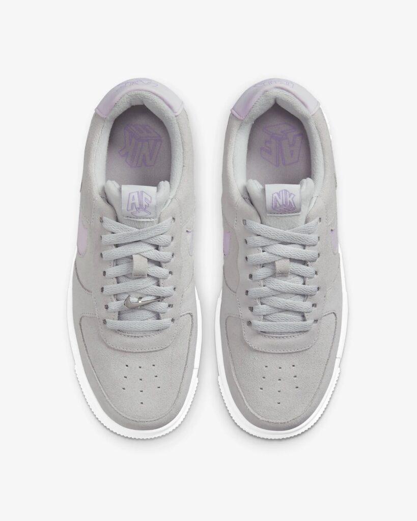 Nike Air Force 1 Pixel Lilac