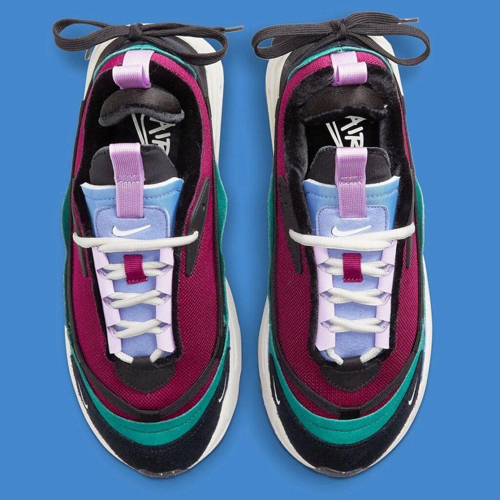 Air Max Furyosa Green Purple