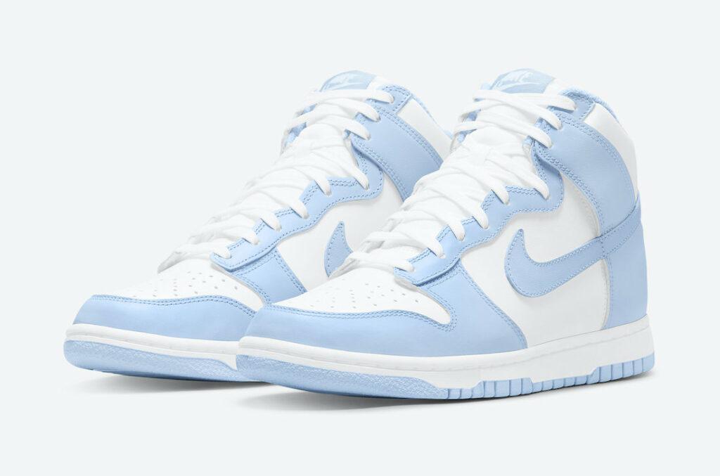 Nike Dunk High Aluminum