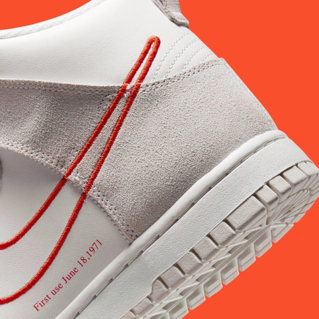 Nike Dunk High First Use Sail