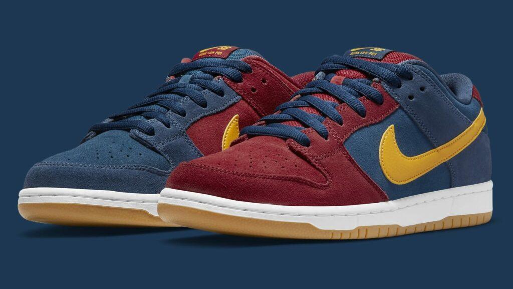 Nike SB Dunk Low Barcelona