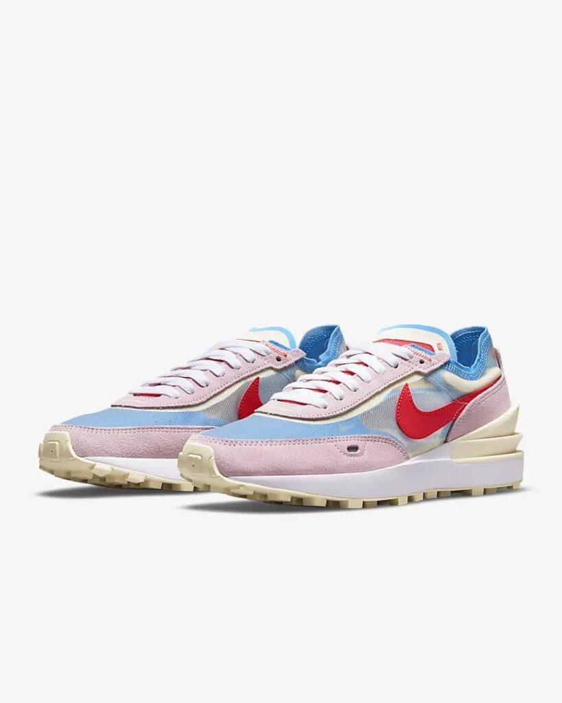 Nike Waffle One Regal Pink