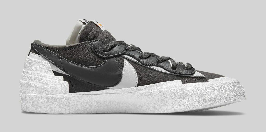 Nike x Sacai Blazer Low Black