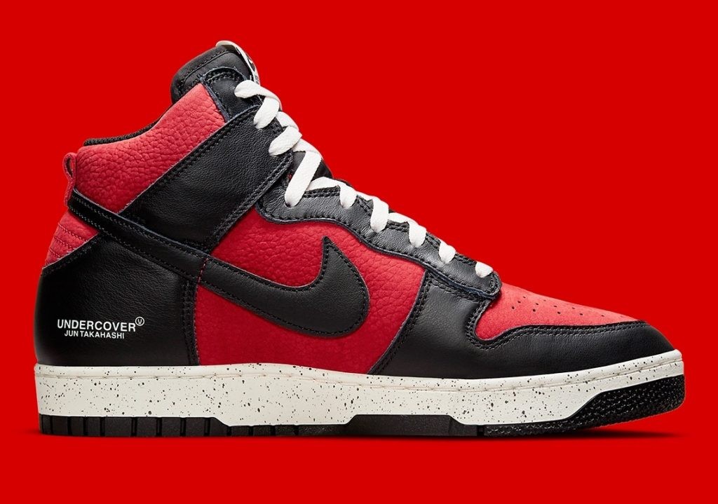 Undercover x Nike Dunk High UBA