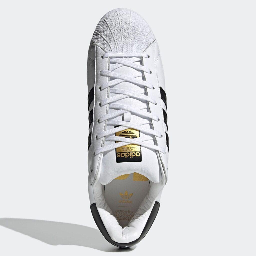 Kerwin Frost x adidas Superstar Superstuffed