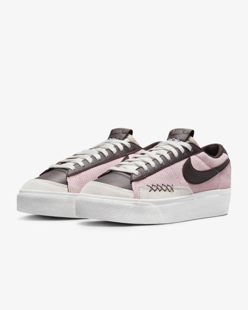 Nike Blazer Low Platform Pink Glaze
