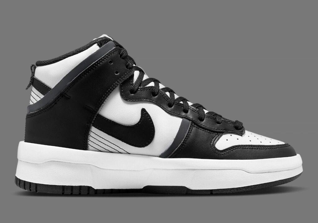 Nike Dunk High Rebel Panda