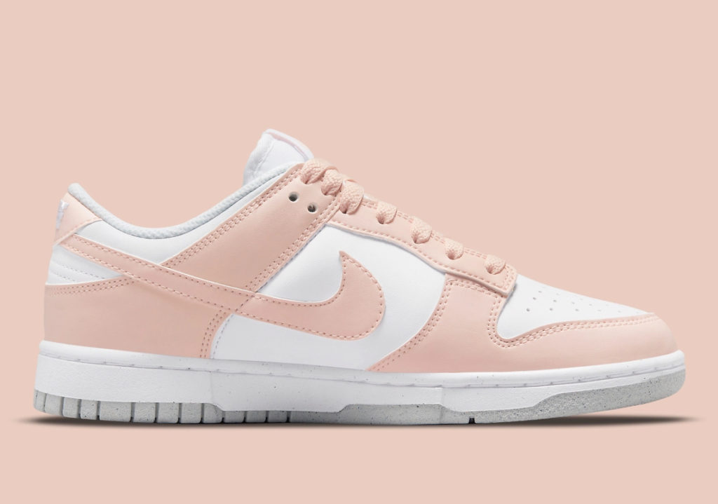 Nike Dunk Low Move to Zero Pink
