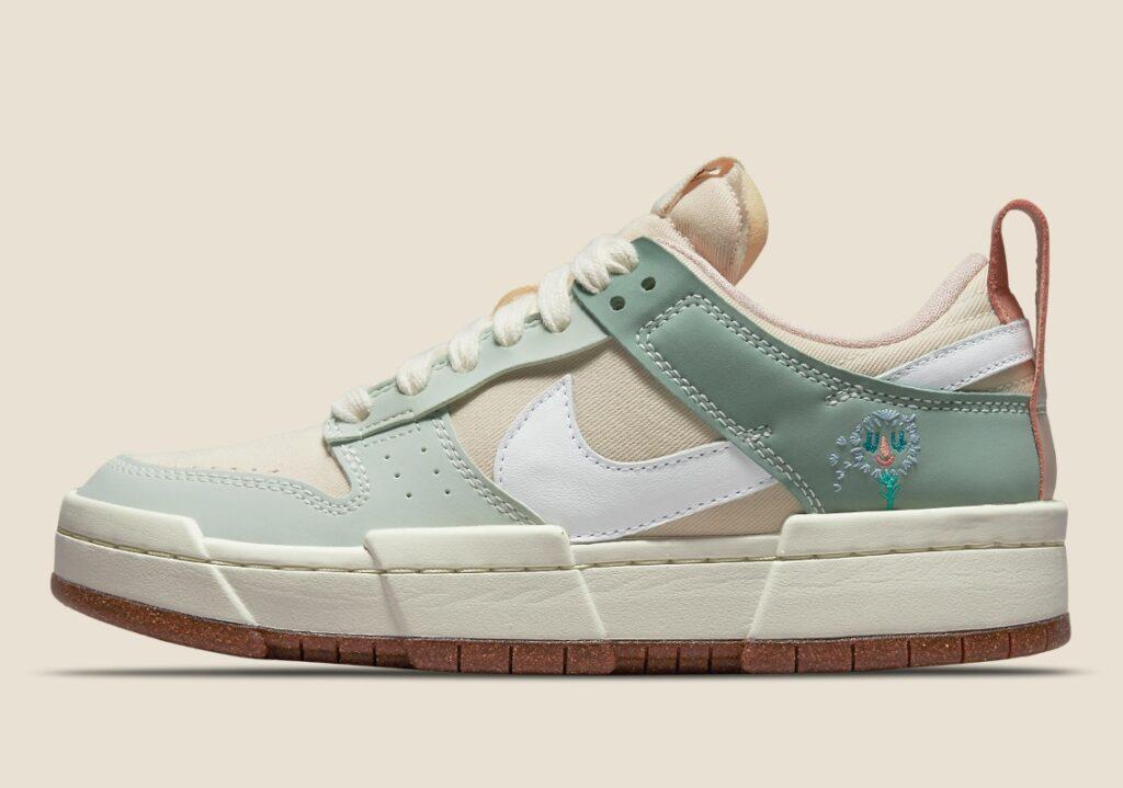 Nike Dunk Disrupt Seafoam