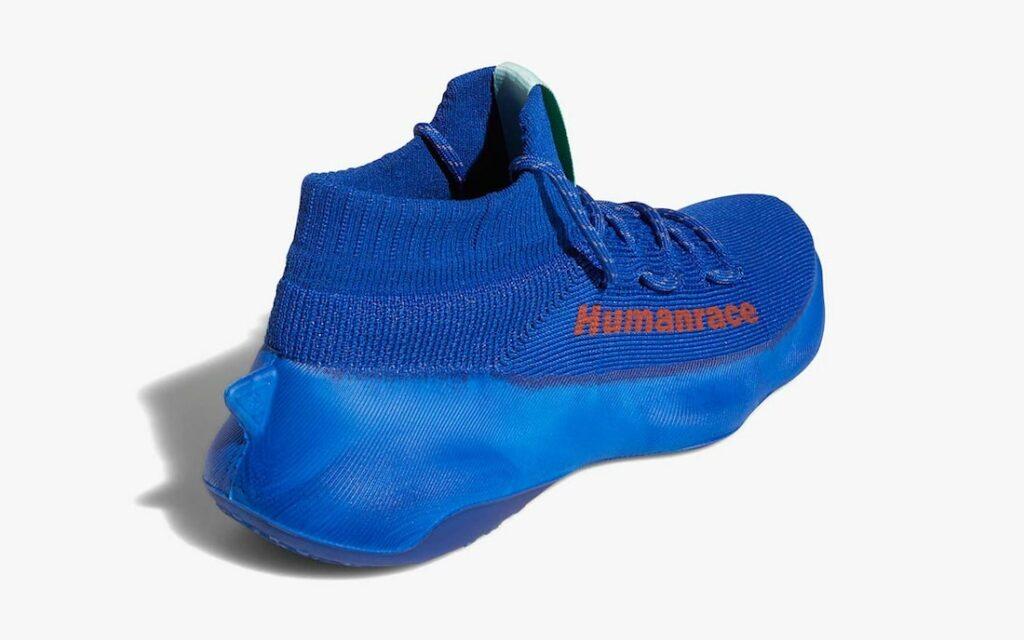 Pharrell x adidas Humanrace Sichona Royal Blue