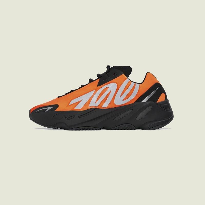 adidas Yeezy 700 MNVN Orange Yeezy Day