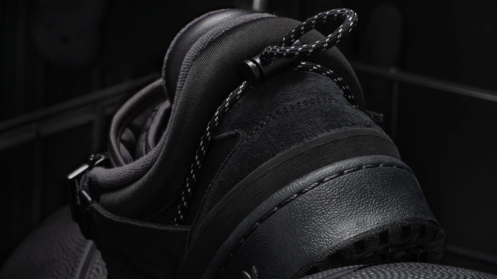 Bad Bunny adidas Forum Black