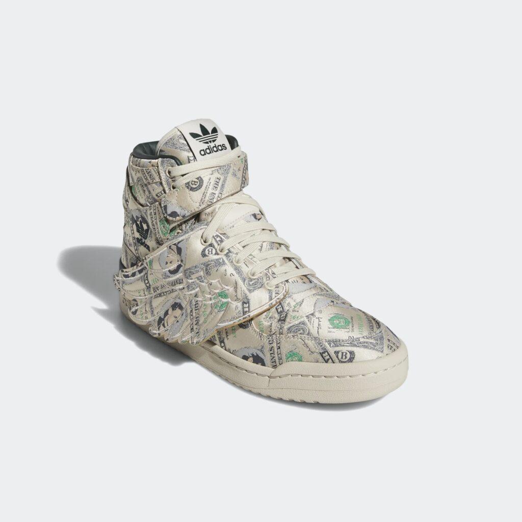 Jeremy Scott x adidas Forum Wings 1.0 Money