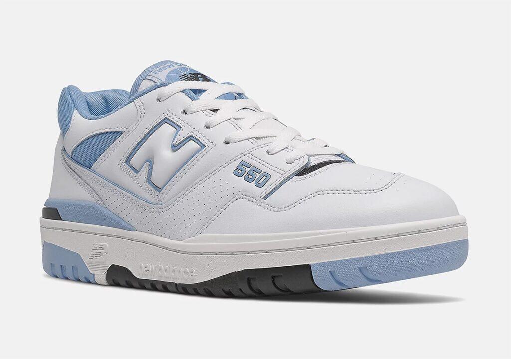 New Balance 550 Carolina Blue
