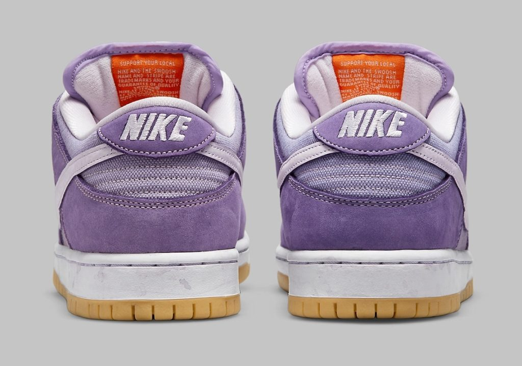 Nike SB Dunk Low Unbleached Pack Lilac