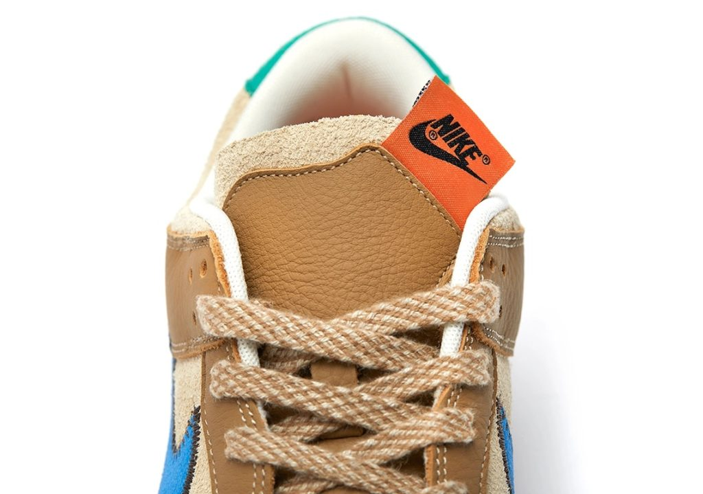 size? Nike Dunk Low