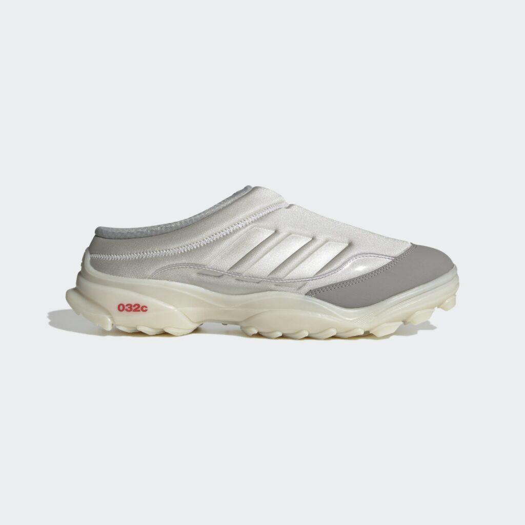 032C x adidas GSG MULES Grey