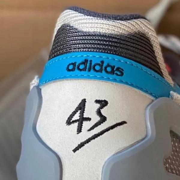 43einhalb x adidas ZX 10000 Joint Path