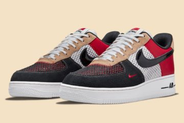 Air Force 1 Alter and Reveal