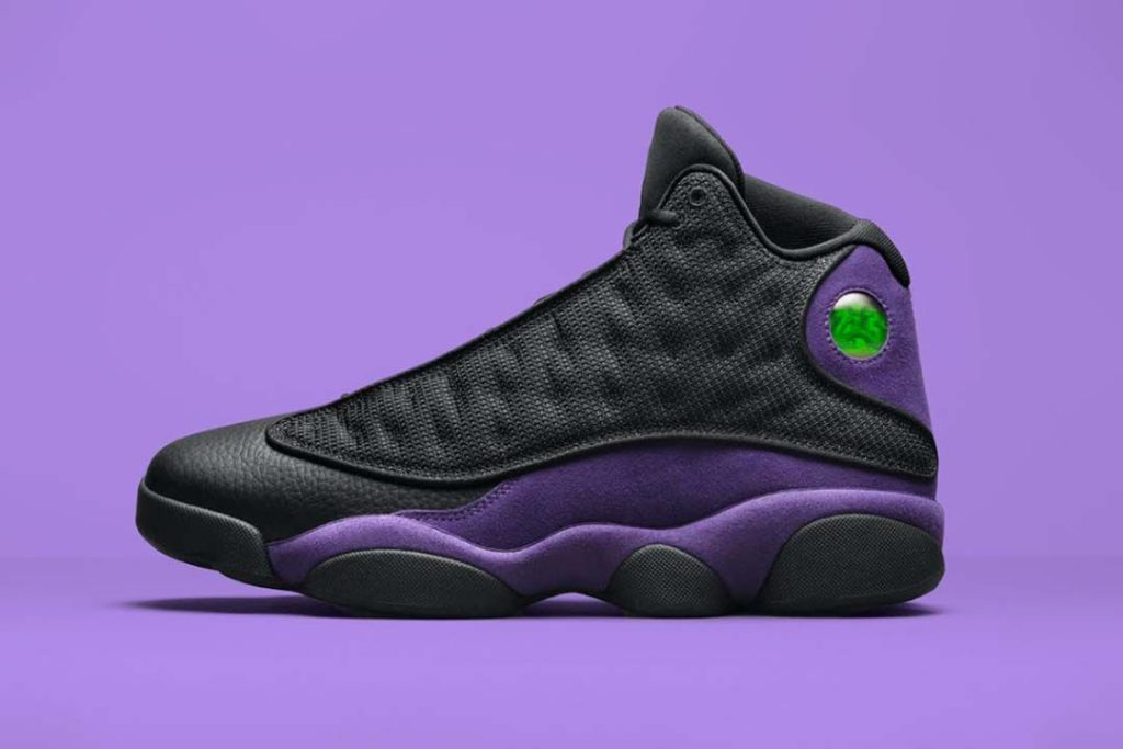 Jordan 13 Court Purple