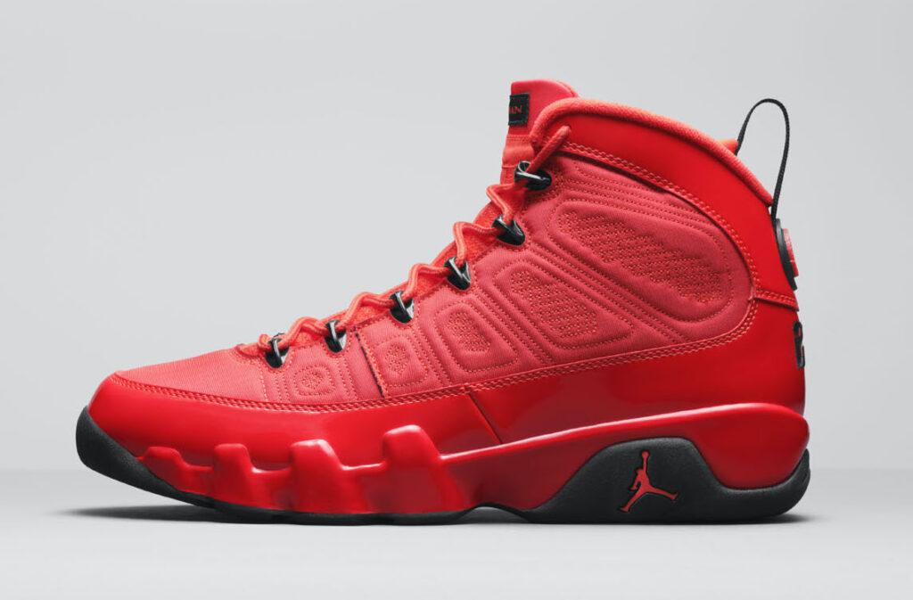 Jordan 9 Chile Red CT8019-600