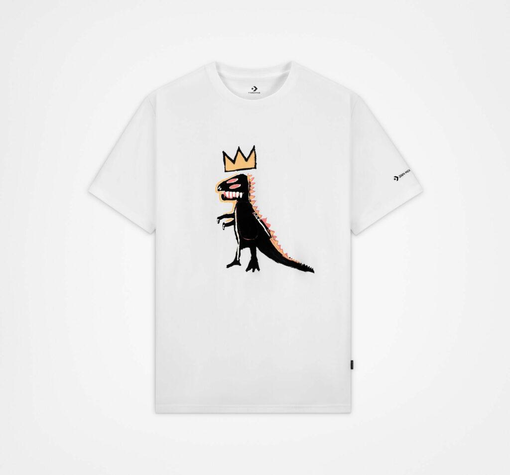 Basquiat x Converse Apparel