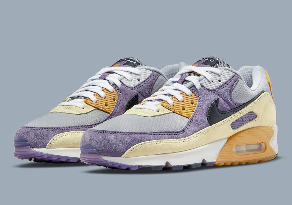Air Max 90 Court Purple