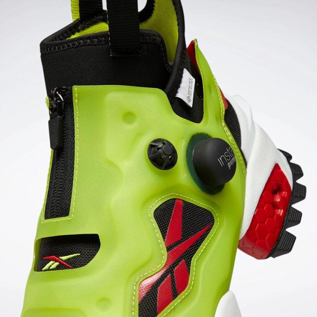 Gore-Tex x Reebok Instapump Fury OG Boot