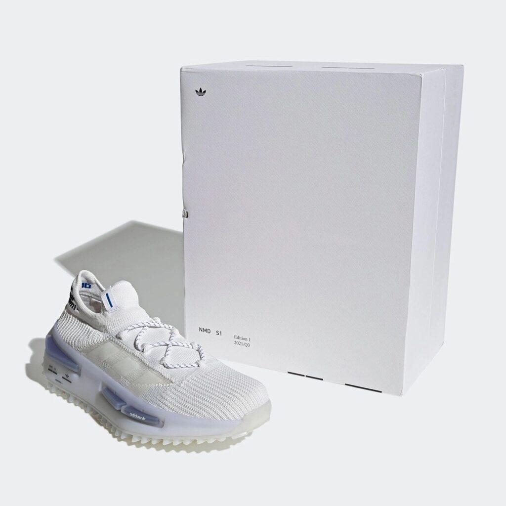 adidas NMD S1 White