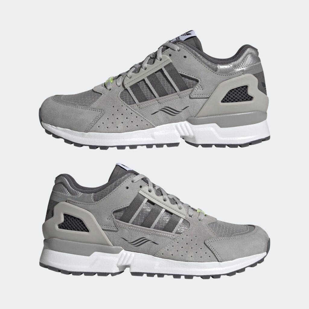 adidas ZX 10000 Clear Grey