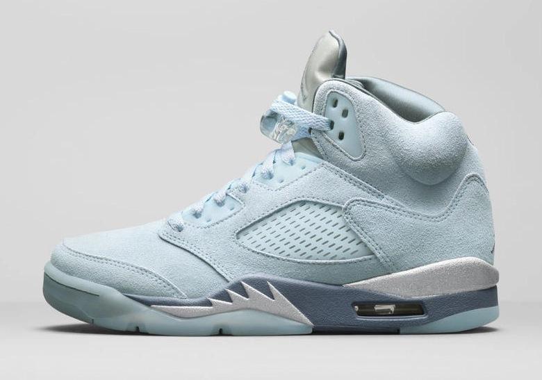 Jordan 5 Blue Bird