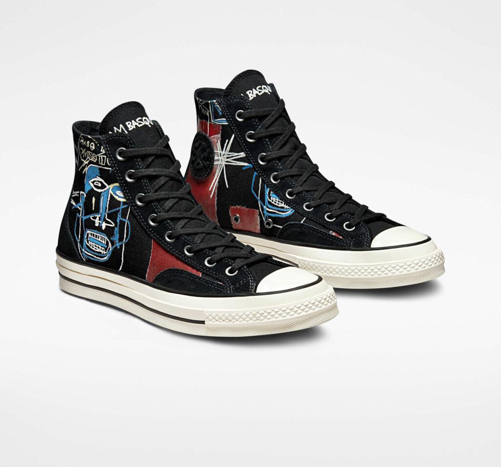 Basquiat x Converse Chuck 70